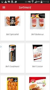 Bell - Die Grill-App screenshot 1