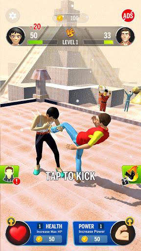 Télécharger Gratuit Kick Kings APK MOD (Astuce) screenshots 1
