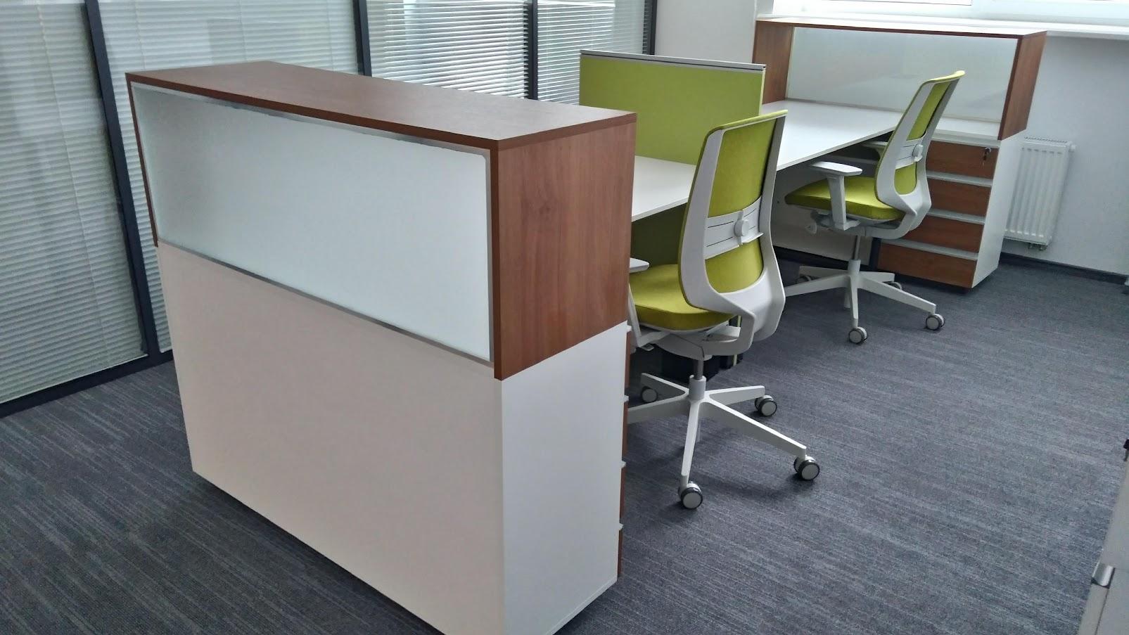 Модульное рабочее место - Модульная офисная мебель, Металлические каркасы столов, Мебельные опоры ✆ 0679245444