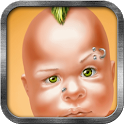 Punk Baby Live Wallpaper icon