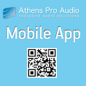 Athens Pro Audio Mobile Store icon