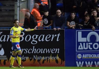 """Tuur Dierckx débloque son compteur buts en championnat face à son ancien club : """"Sans rancune"""""""