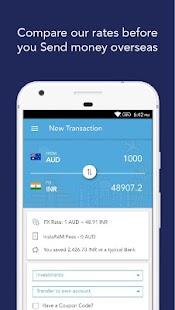 InstaReM – Send Money Overseas - náhled