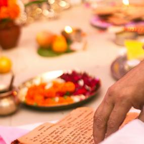 Wedding ceremony by Anurag Bhateja - Wedding Ceremony ( phere, wedding, hindu wedding, india, indian wedding, holy book )