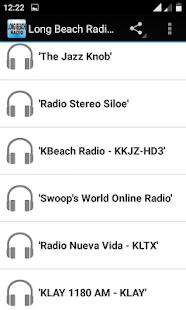 Long Beach Radio - náhled