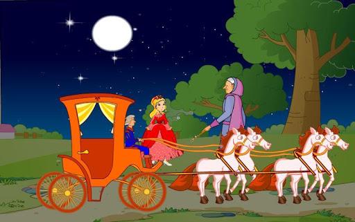حكايات وقصص للأطفال - سندريلا