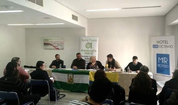 Andalucía Por Sí y Entre todos Algeciras unen fuerzas