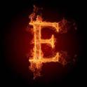 E Wallpaper icon
