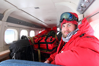 Photo: James, our field team leader