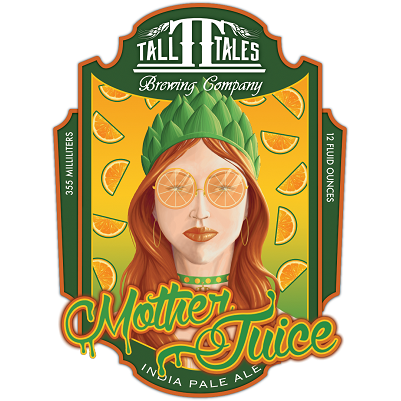 Logo of Tall Tales Mother Joose