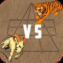 Tigers vs Goats icon