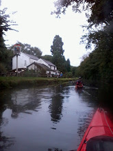 Photo: Yet ANOTHER waterside pub we don't have time to stop at.