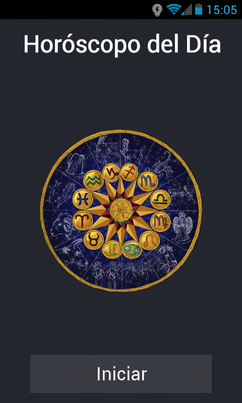 Horóscopo del Día - screenshot