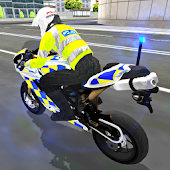 Tải Game Police Motorbike Simulator 3D
