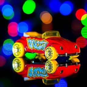 VW Beetle by Marc Crowther - Artistic Objects Toys ( color, colors, landscape, portrait, object, filter forge,  )