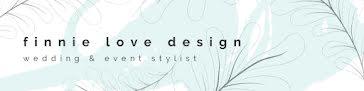 Finnie Love Design - Wedding Template