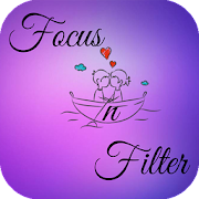 Name Art - Name On Pic & Focus n Filters