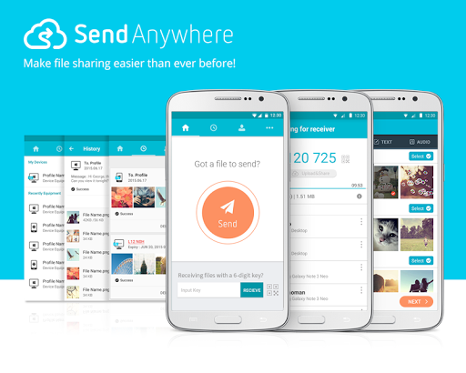 Send Anywhere - YouTube