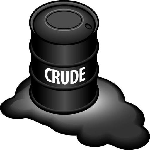 Quick Crude Oil Chart