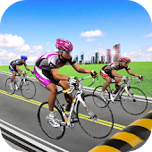 Bicycle Racing Simulation 2017