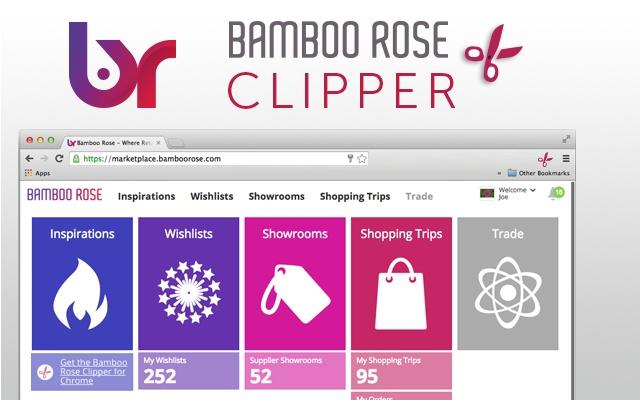 Bamboo Rose Clipper
