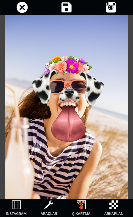PIP Selfie Photo Editor- screenshot