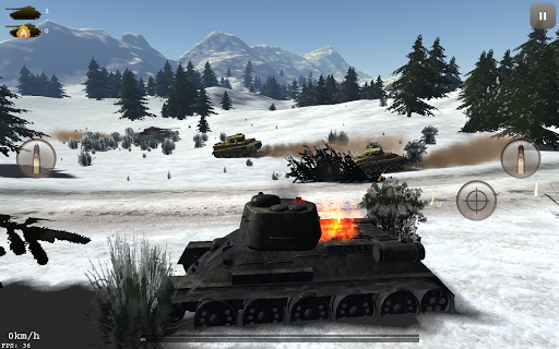 Archaic: Tank Warfare  captures d'u00e9cran 2