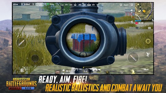 PUBG MOBILE LITE 0.21.0 Apk [For Mid Range Android Devices] 6
