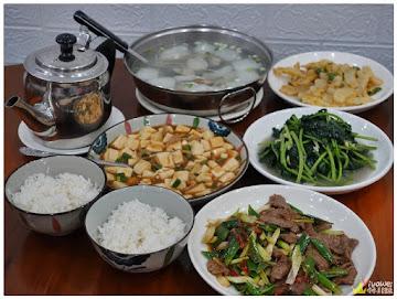 食方客台菜料理