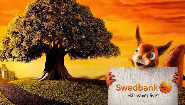 Swedbank Sverige GooglePlus  Marka Hayran Sayfası