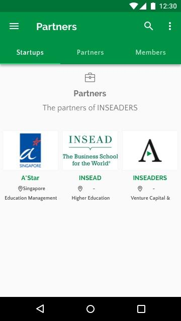 INSEADERS- screenshot