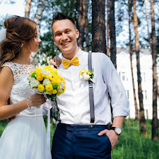 Wedding photographer Daniil Tayurskiy (overkore). Photo of 19.08.2016