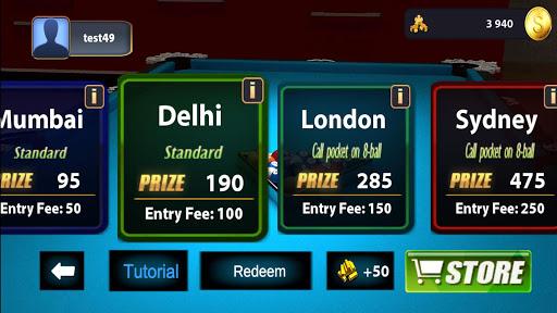 8 Ball Pool World 1.7 Mod screenshots 1