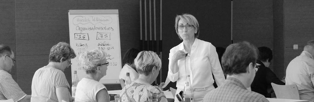 Kerstin Dagmar Richter im Seminar