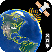 App Live Earth Map 2018 : Satellite View, GPS Tracker APK for Windows Phone