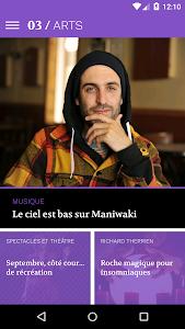 Le Droit screenshot 2