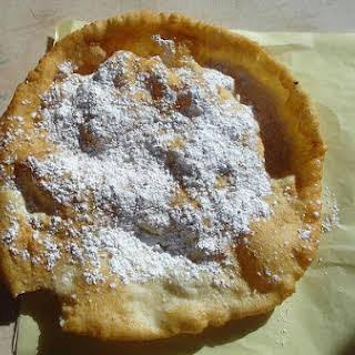 Navajo Fry Bread.