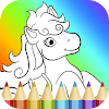 Pony Coloring Book APK