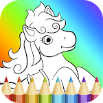 Pony Coloring Book 1.3