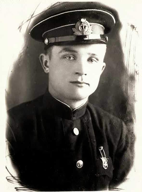 Дрыганов С.Д. -лейтенант 64 осбр