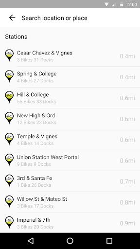 Metro Bike Share 2.1 screenshots 2