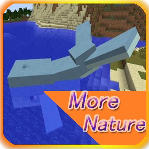 More Nature MCPE Mod Guide