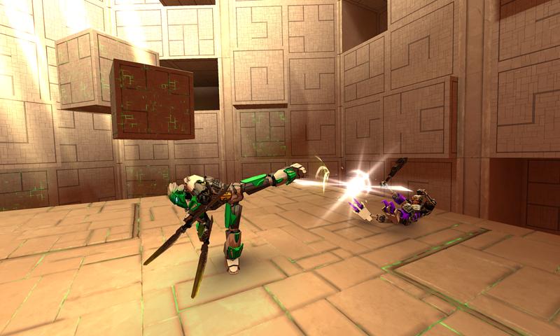 LEGO® BIONICLE® 2- screenshot