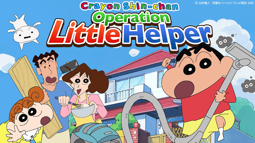 Crayon Shinchan Operation Little Helper  screenshots 1