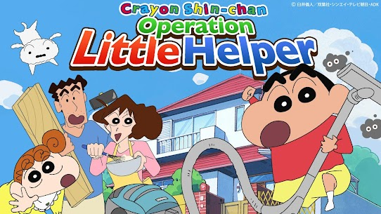 Crayon Shinchan Operation Little Helper 1