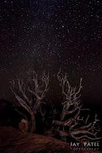 Photo: Darkness, Canyon Lands National Park, Utah