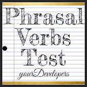 Your Phrasal Verbs