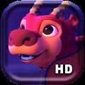 China New Year Dragon Live icon