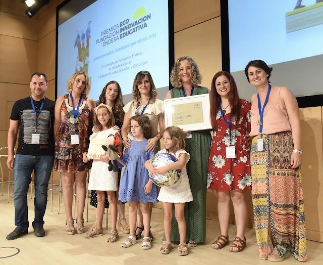 Premios Ecoinnovación Educativa.