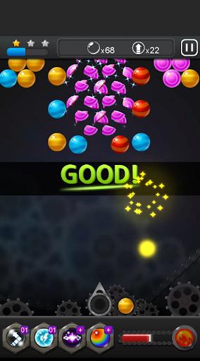 Bubble Shooter Mission cheat screenshots 2